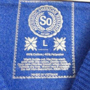 Authentic American Heritage Sweaters - Authentic American Heritage Graphic sweater D0199